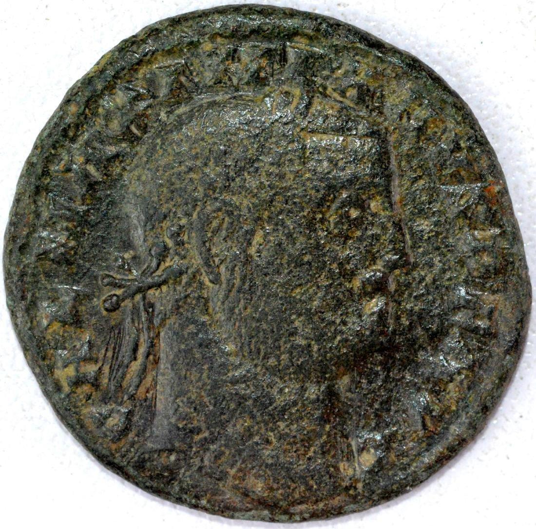 Large Ancient Roman Folis of Maximianus