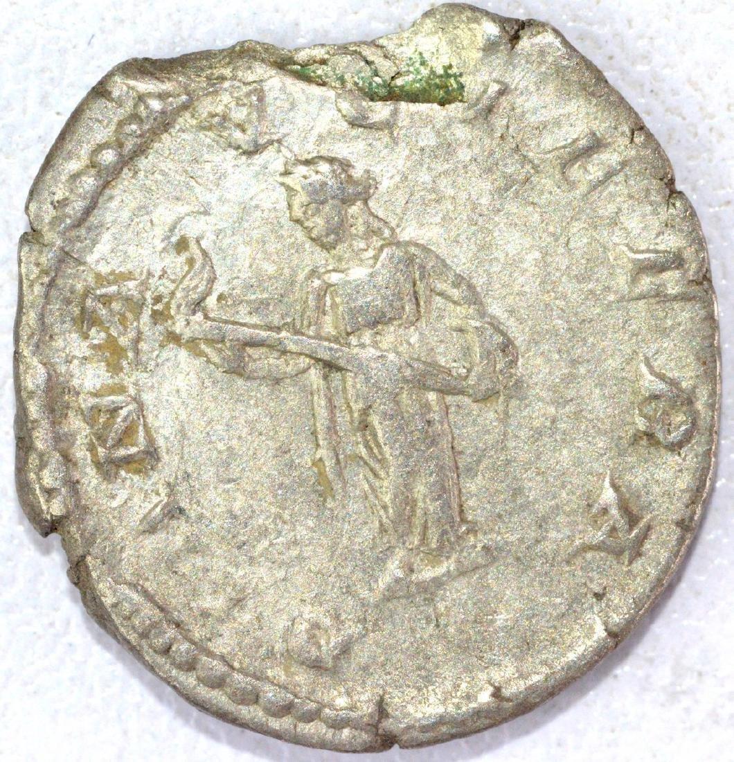 Ancient Roman Denarius of Julia Domna - 2