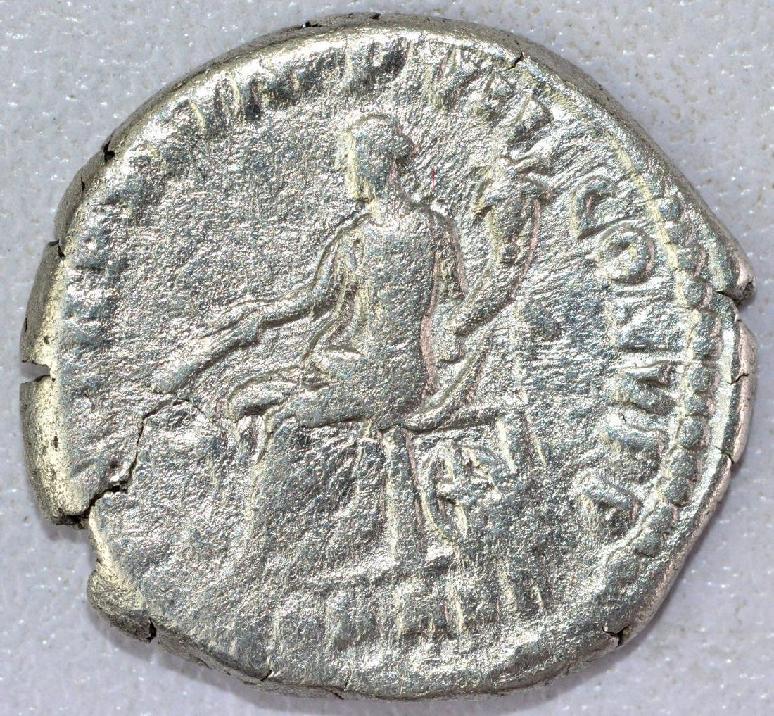 Ancient Roman Denarius of Commodus - 2