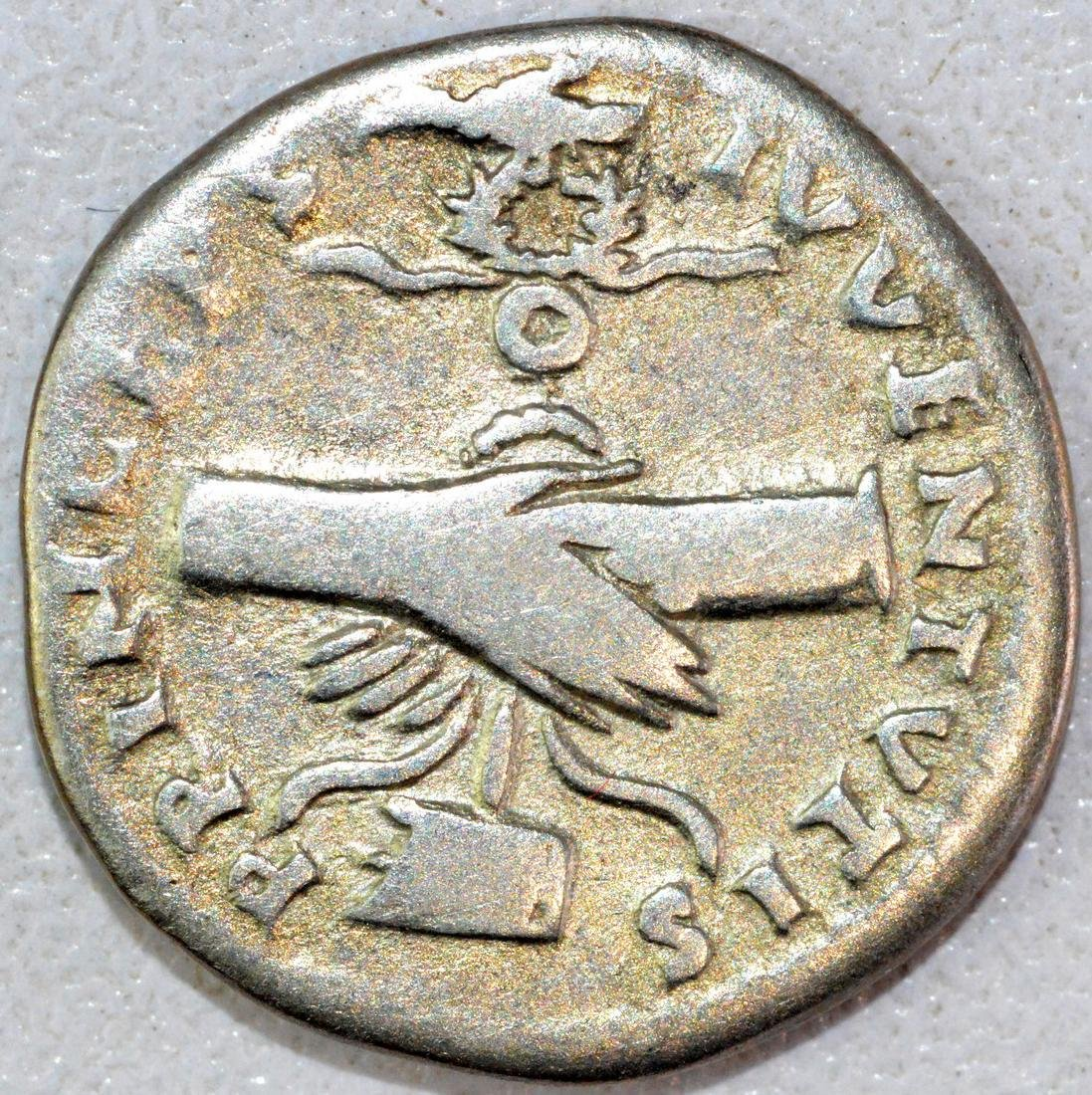 Rare Ancient Roman Denarius of Domintian