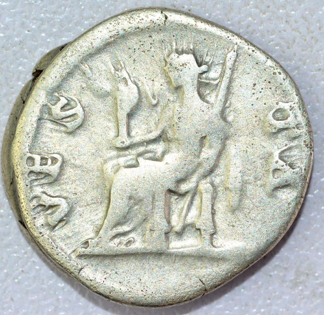 Ancient Roman Denarius of Sabina - 2