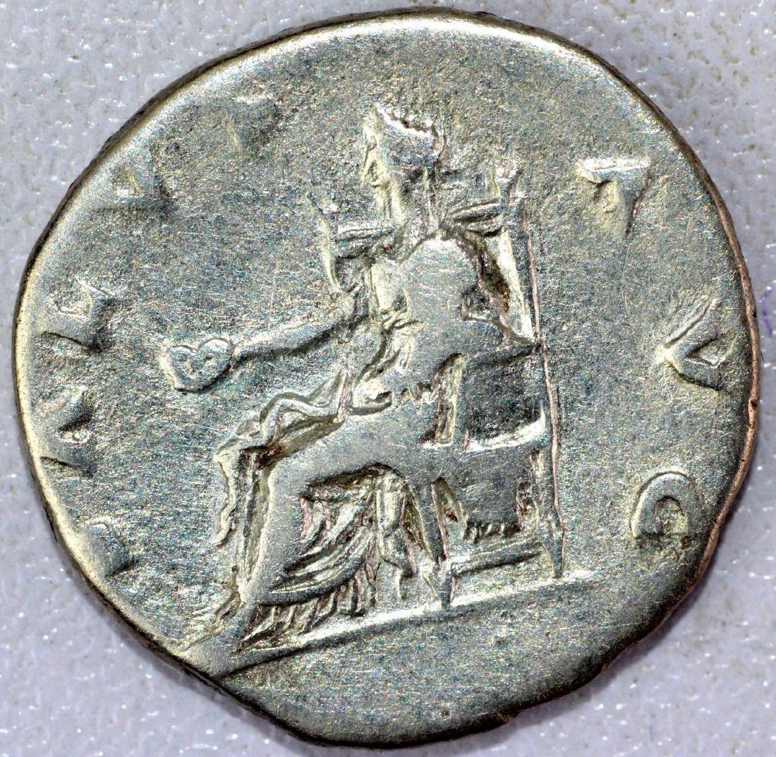 Ancient Roman Denarius of Vespasian - 2