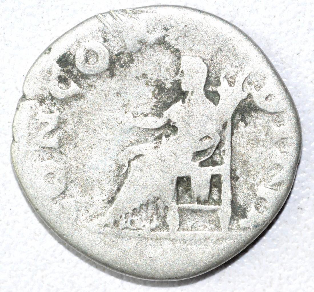 Rare Ancient Roman Denarius Coin - Vitellius - 2