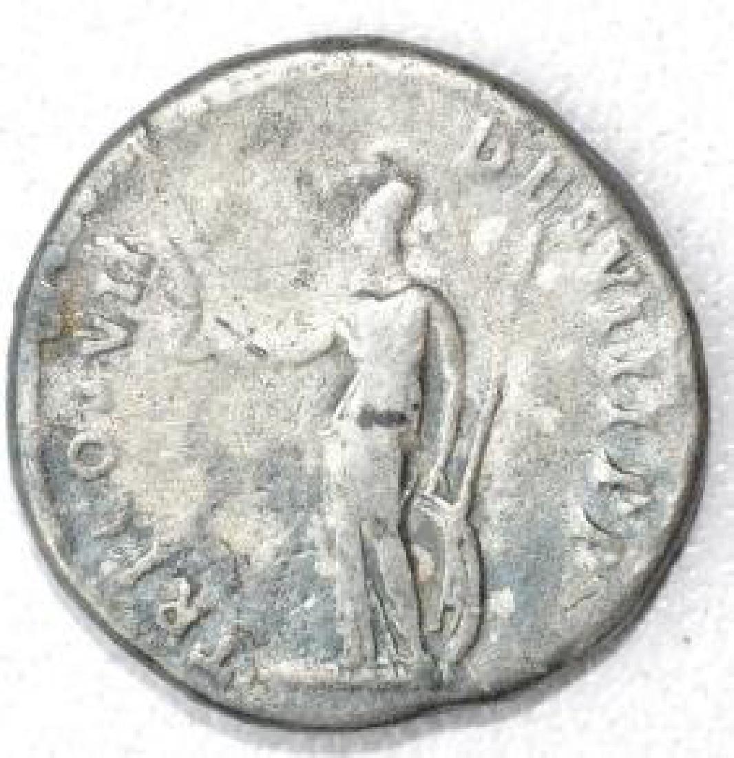 Ancient Roman Denarius Coin - Domitian - 2