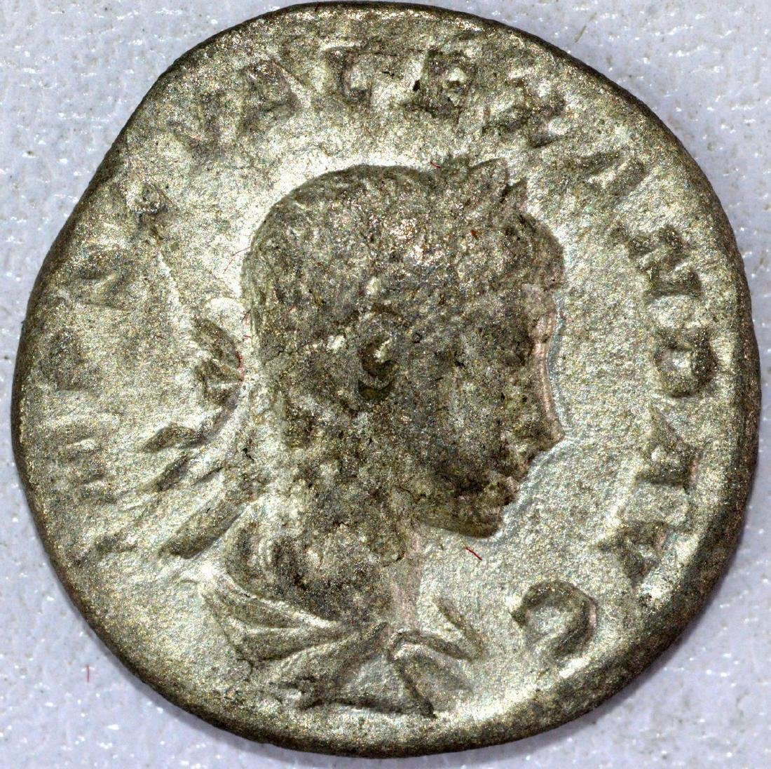 Ancient Roman Denarius of Severus Alexander