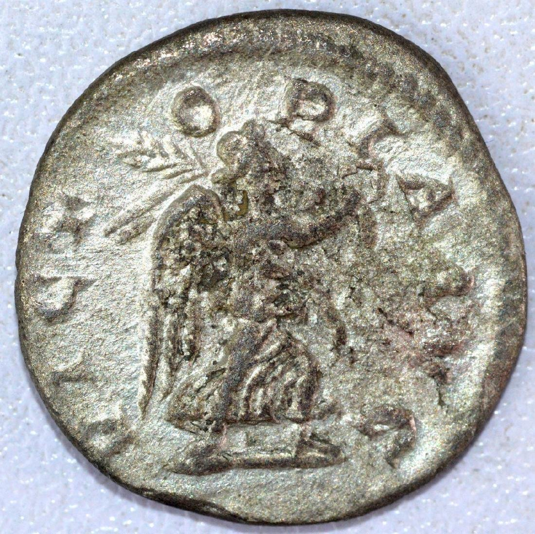 Ancient Roman Denarius of Severus Alexander - 2