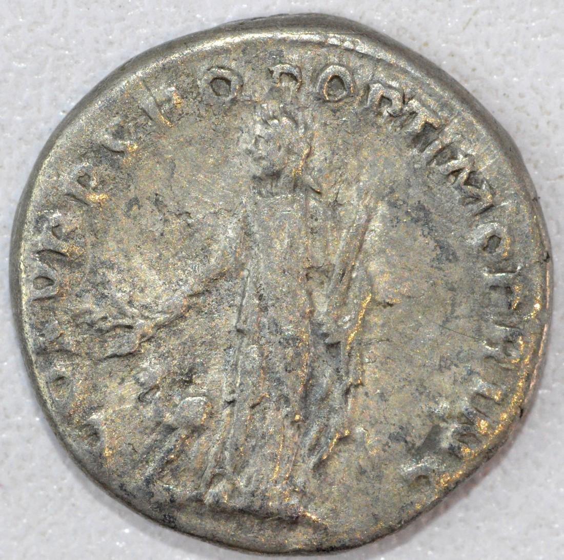 Ancient Roman Denarius of Trajan - 2