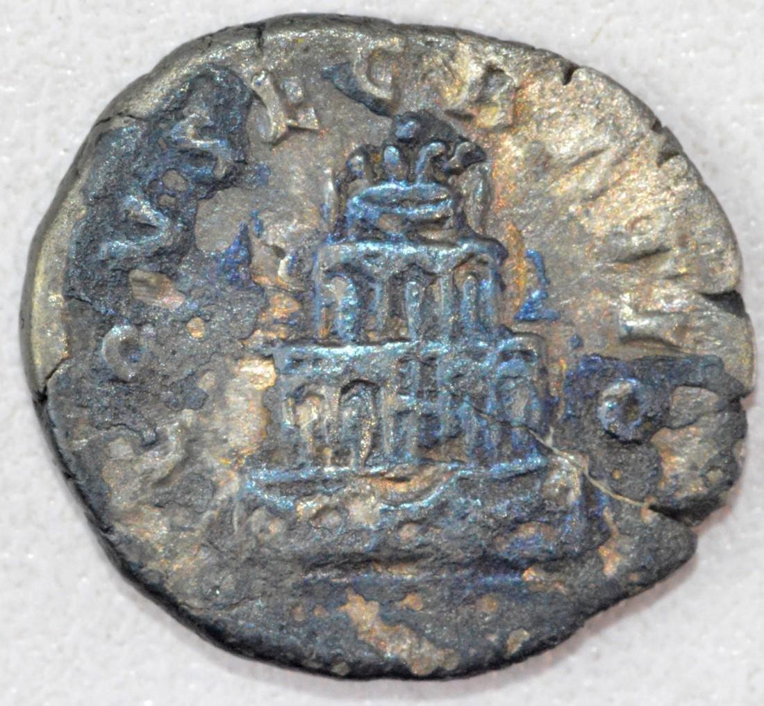 Ancient Roman Denarius of Antonius Pius - 2