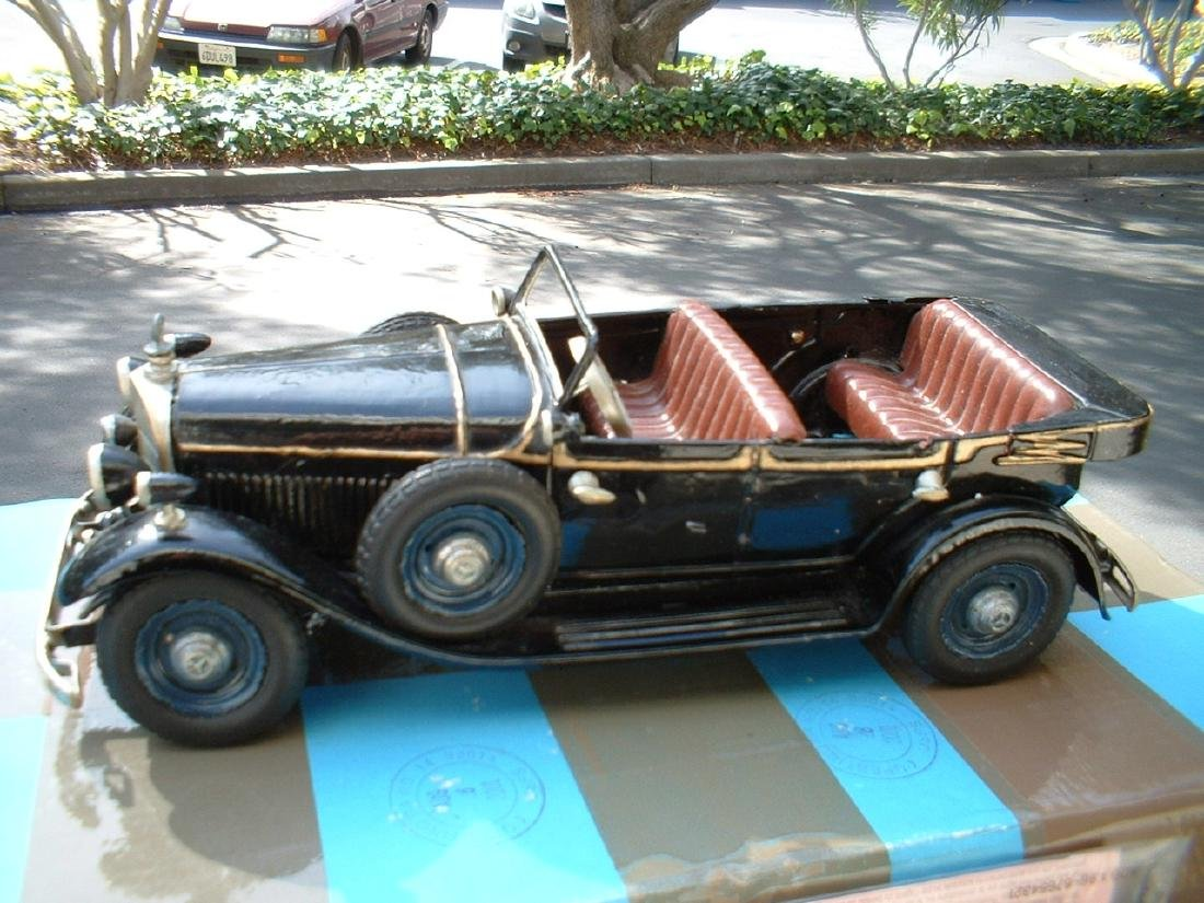 "1935 Tippco (Germany) ""Fuhrer"" Mercedes"