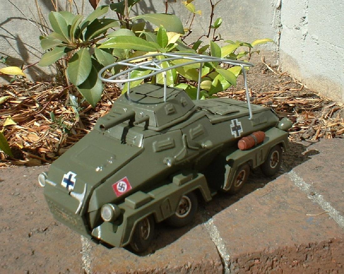 """Tippco WH-196 """"Panzerspahwagen"""""""