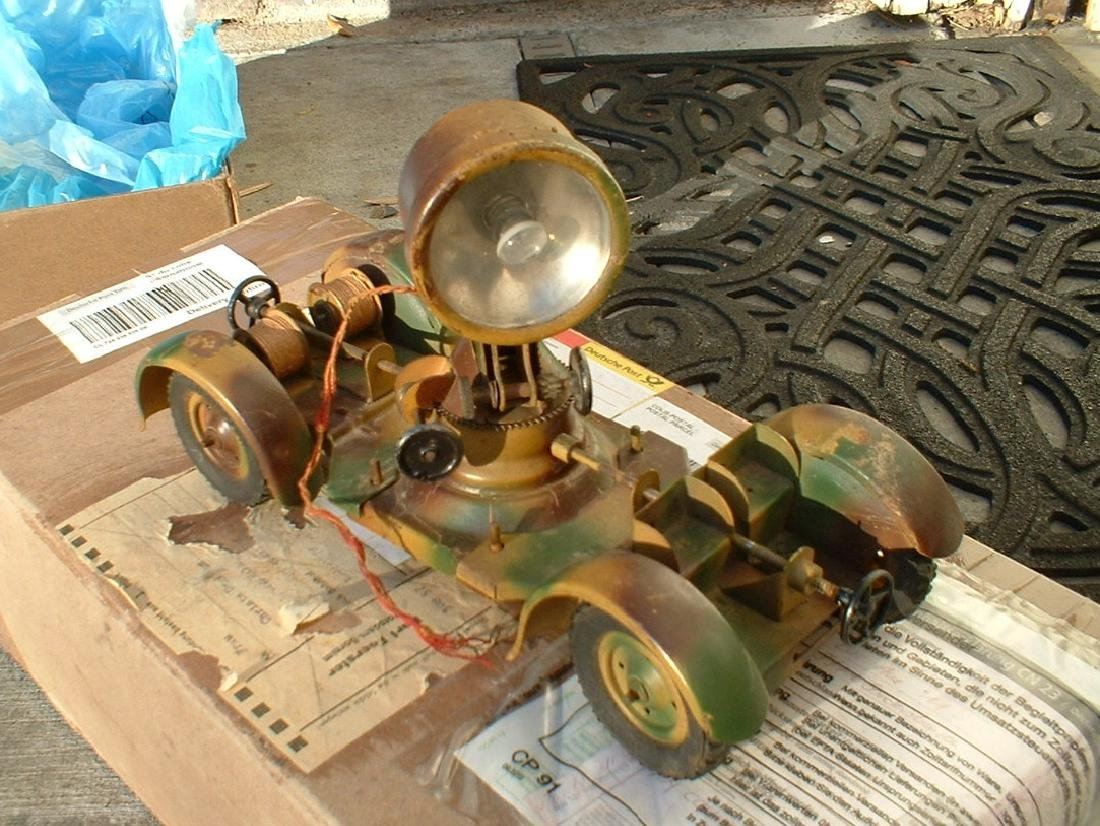 Hausser no. 728 very rare AA searchlight