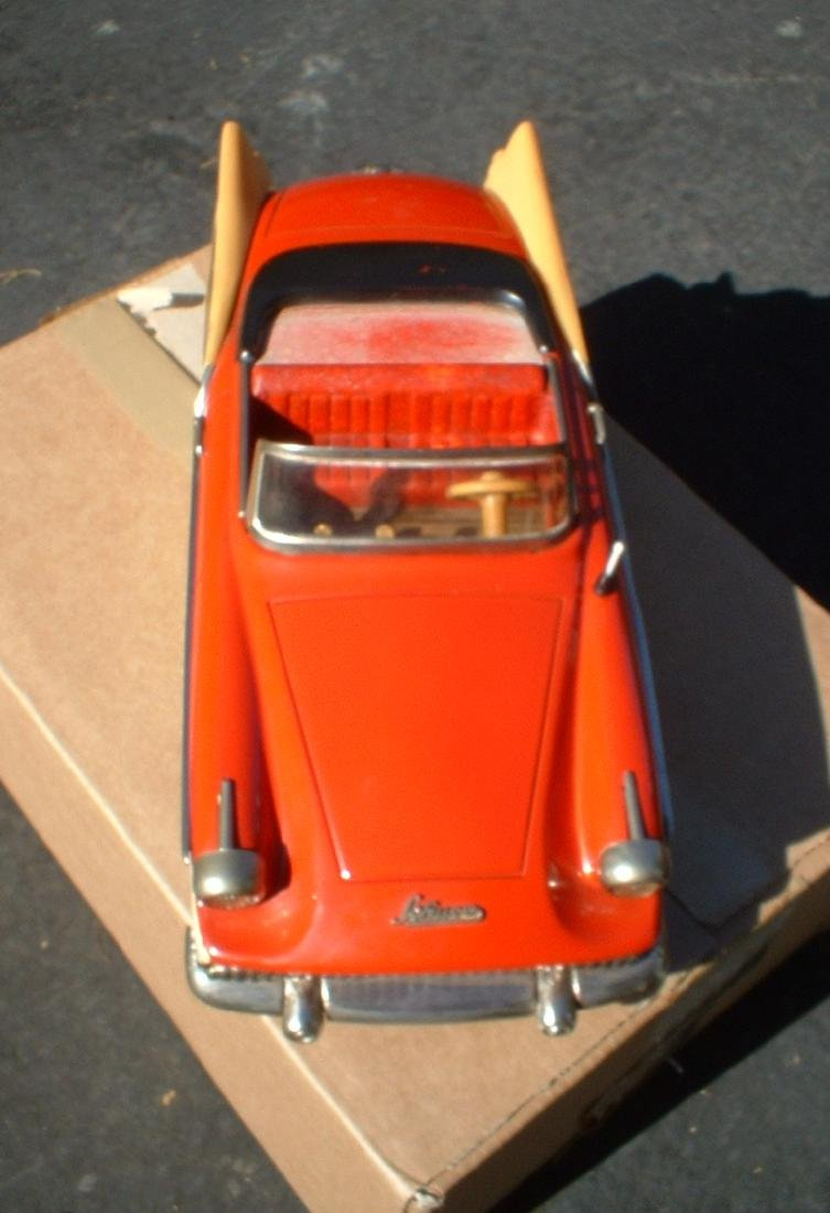"Schuco 5710 Packard Hawk ""Radio"" Electric"