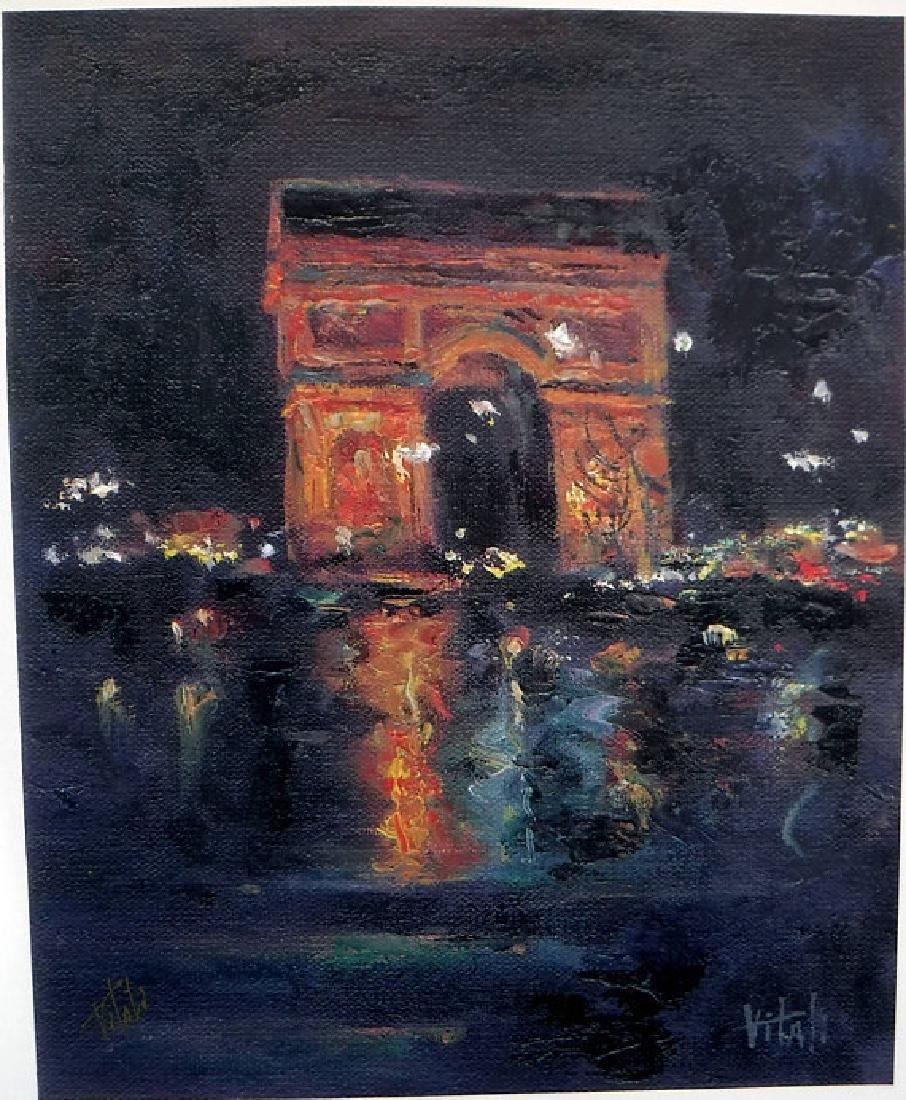 Arc de Triomf by Vitaly Mikhailov