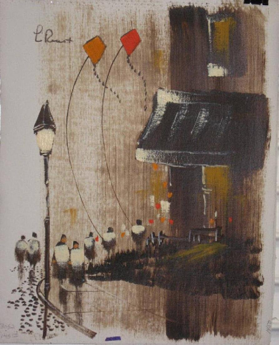 Kites/Cafe by Le Renoux