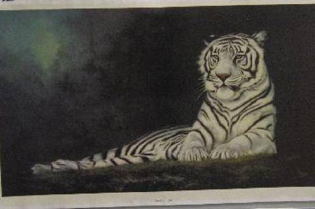 White Tiger by Sonia Gil Torres