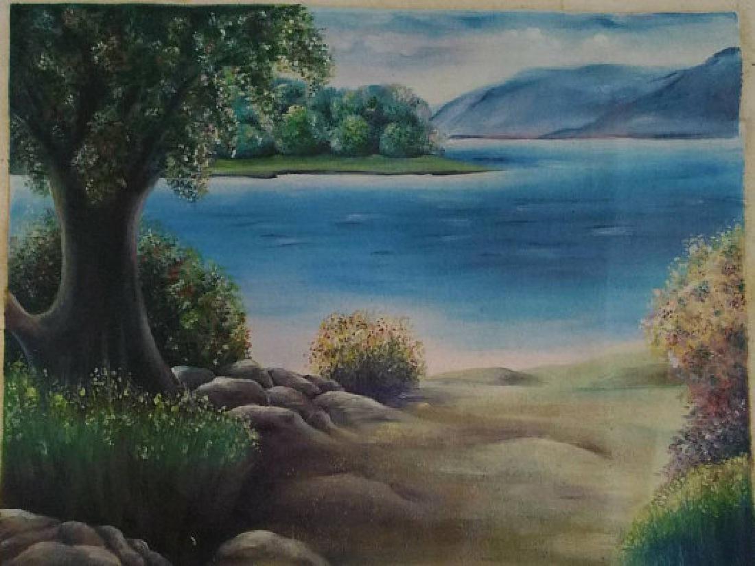 In the Silence by Yevgenia Vanzha