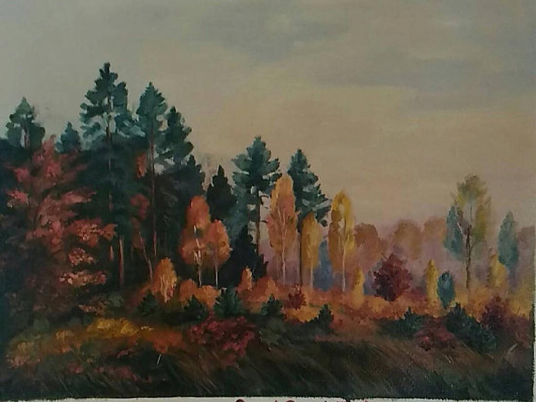 October by Victoria Pikunova