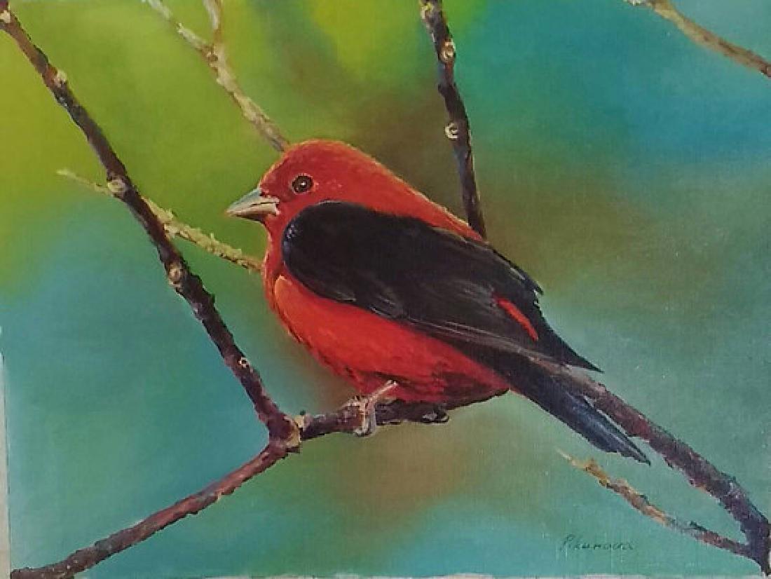 Bird-4 by Viktoria Pikunova