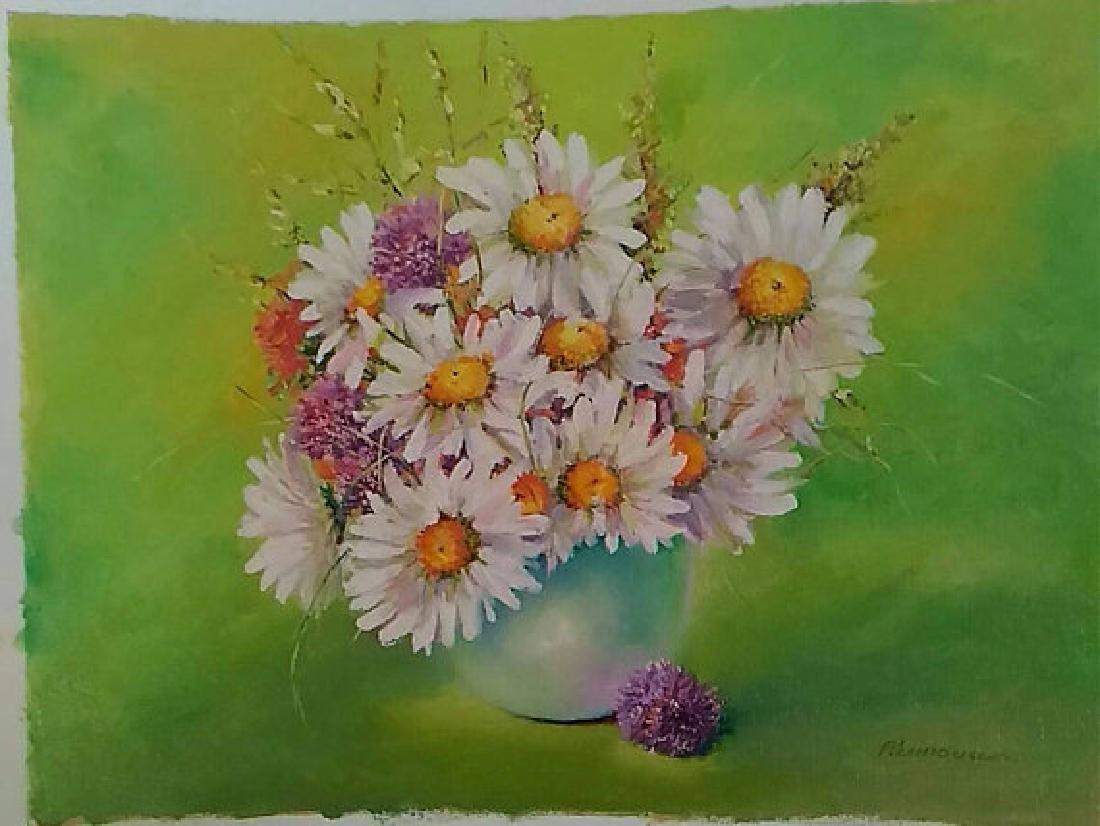 Summer Bouquet by Viktoria Pikunova