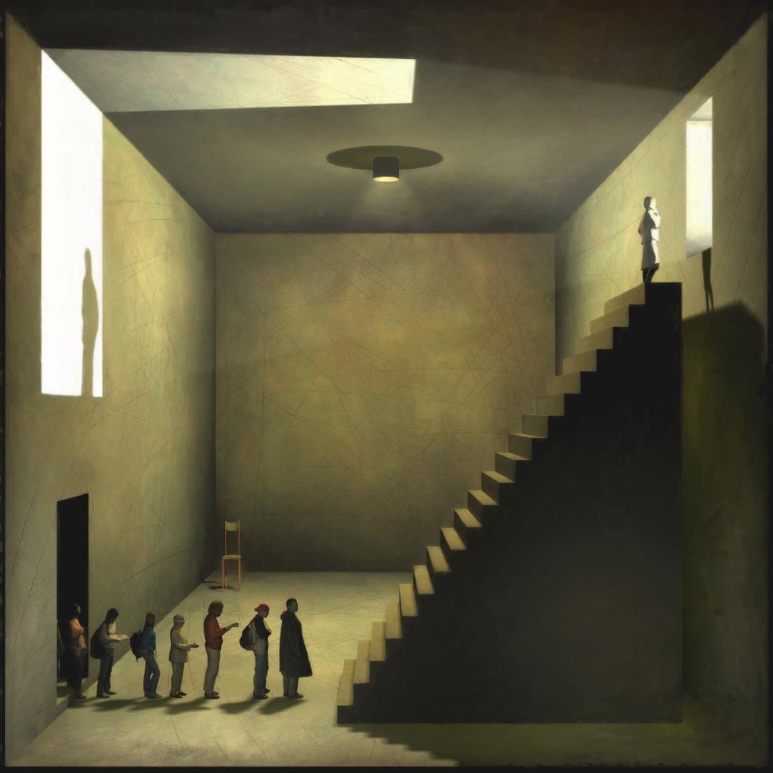 Jamie Lluch - Print - Sightseeing