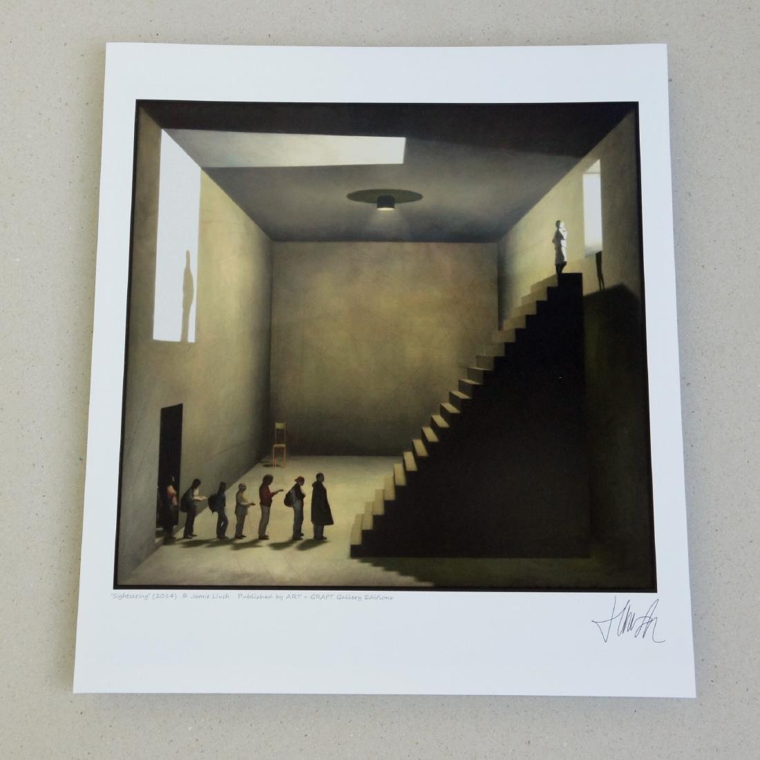 Jamie Lluch - Print - Sightseeing - 2