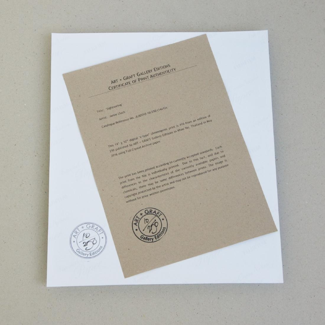 Jamie Lluch - Print - Sightseeing - 3