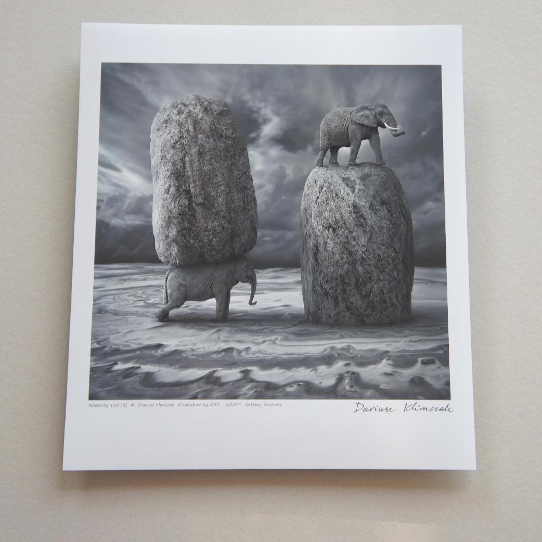 Dariusz Klimczak - Print - Relativity - 2