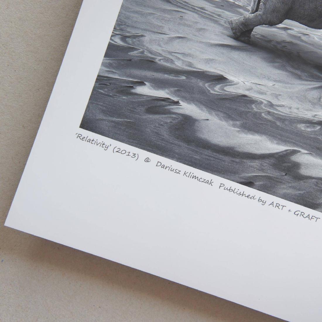 Dariusz Klimczak - Print - Relativity - 5