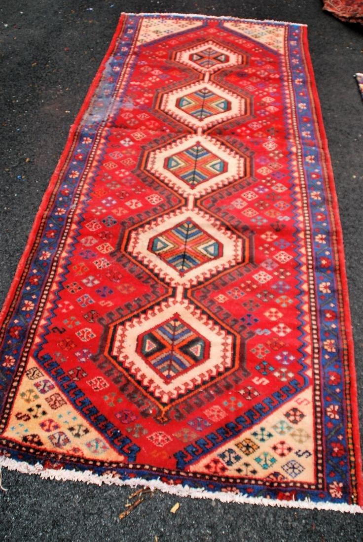Vintage Persian  Carpet Rug 8x6.5