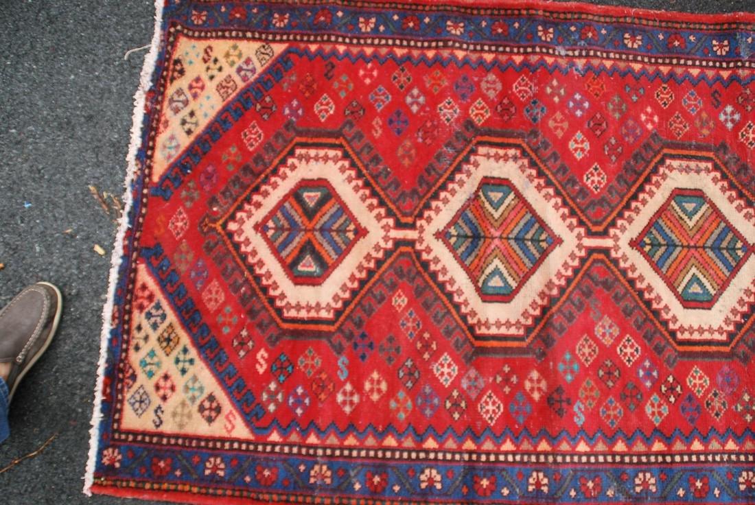 Vintage Persian  Carpet Rug 8x6.5 - 2
