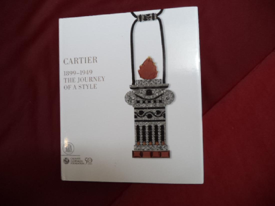 Cartier. 1899-1949. the Journey of a Style.