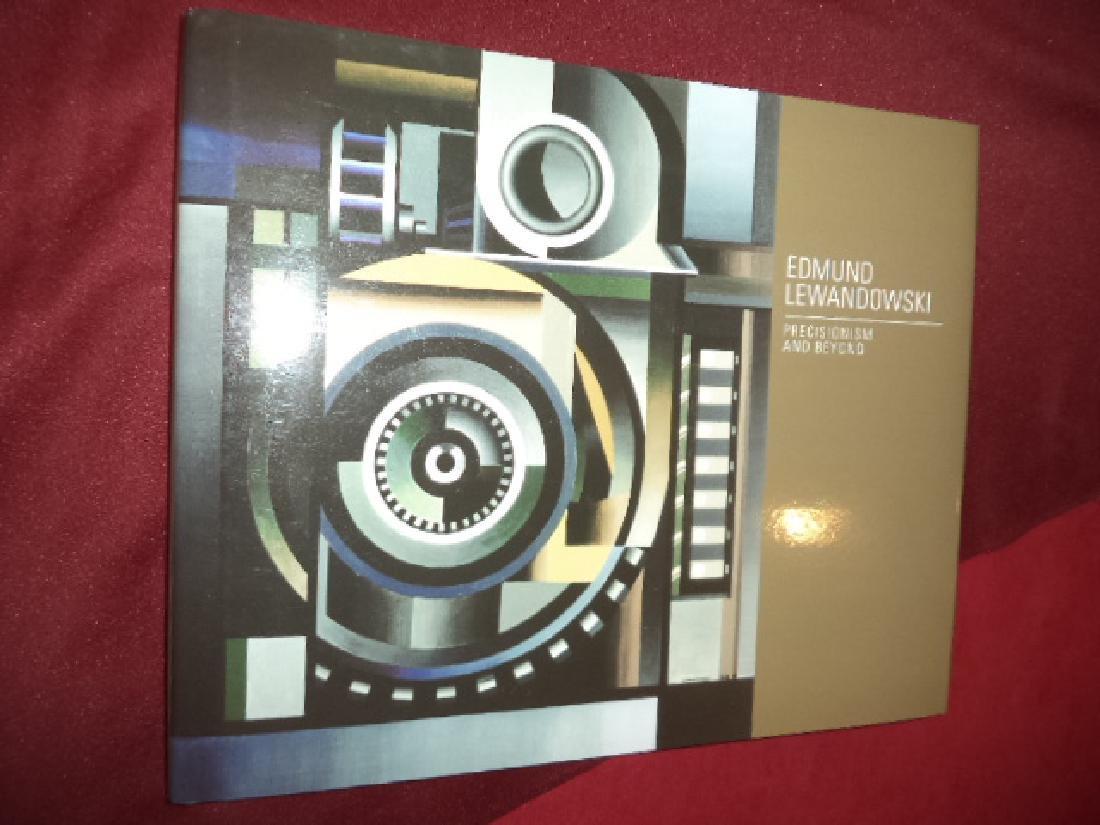 Edmund Lewandowski. Precisionism and Beyond.