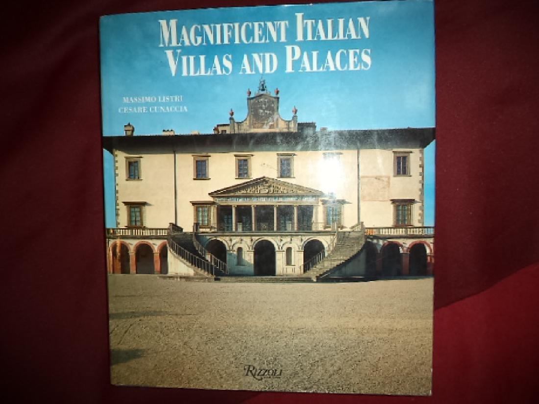 Magnificent Italian Villas & Palaces Cunaccia, Cesare