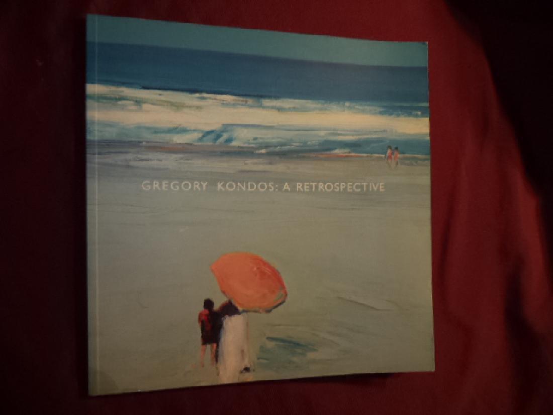 Gregory Kondos: Retrospective Inscribed by Kondos Gibbs