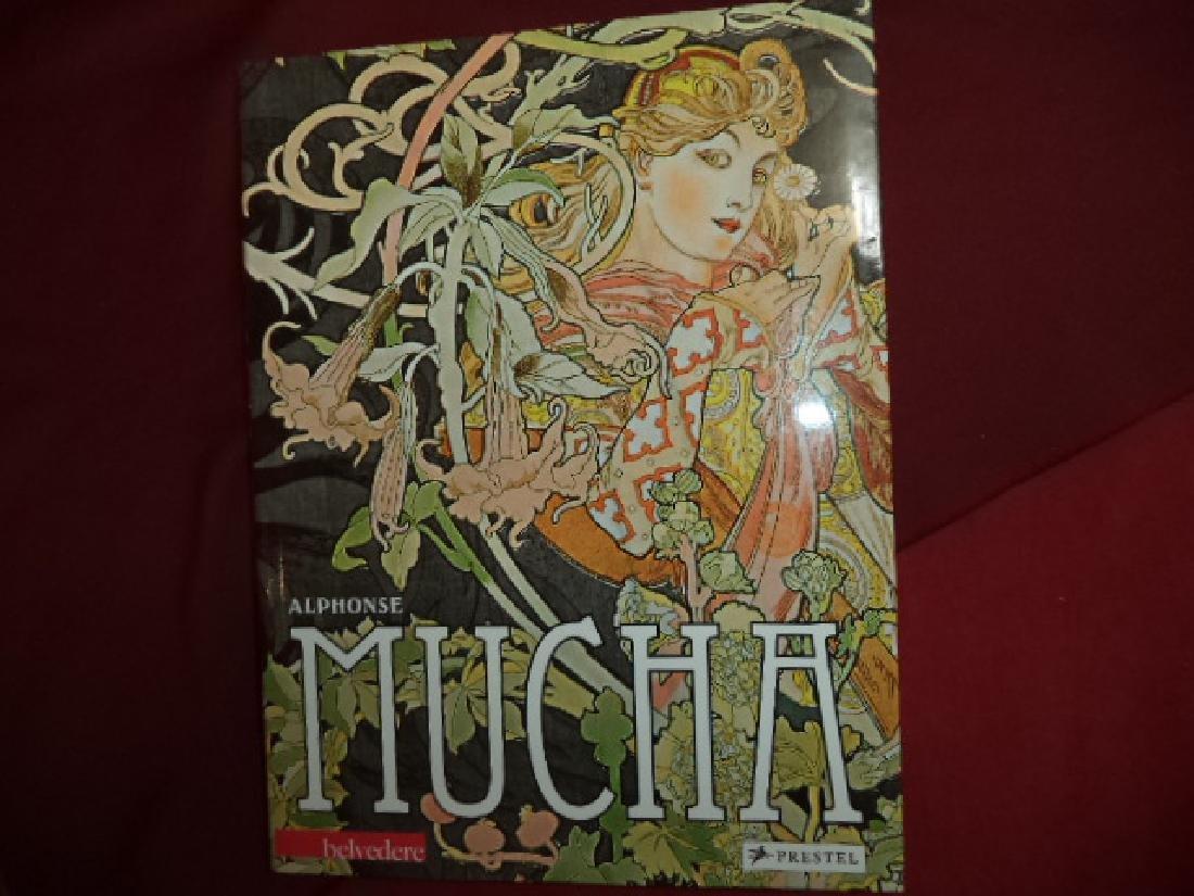 Alphonse Mucha. Husslein-arco, Agnes Ed.