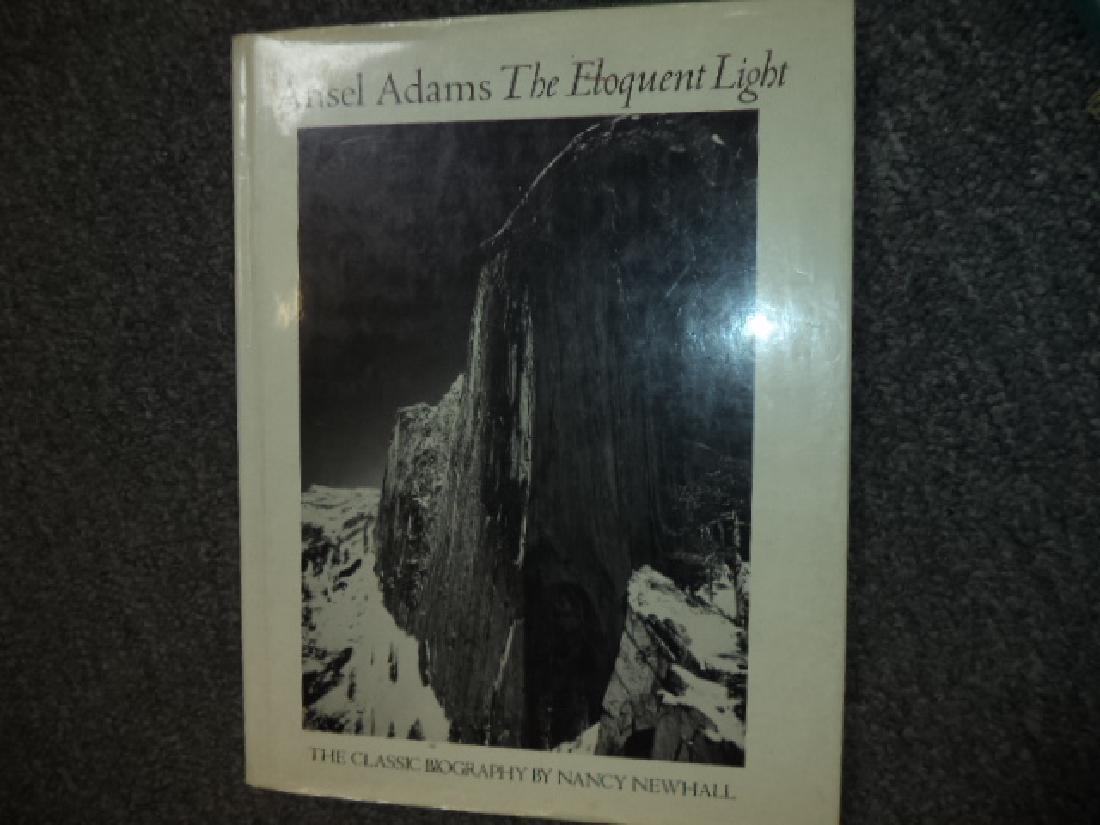 Ansel Adams Eloquent Light His Photographs