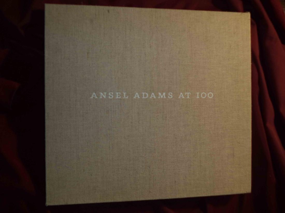 Ansel Adams at 100. Szarkowski, John.