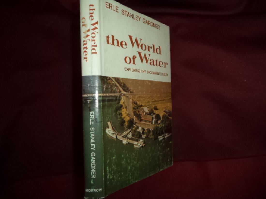 World Water Exploring Sacramento Delta Gardner Erle