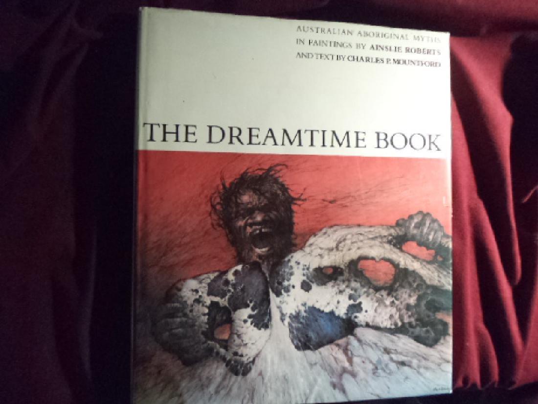 Dreamtime Book Australian Aboriginal Myths in Paintings