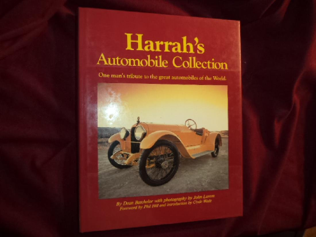 Harrah's Automobile Collection One Man's Tribute