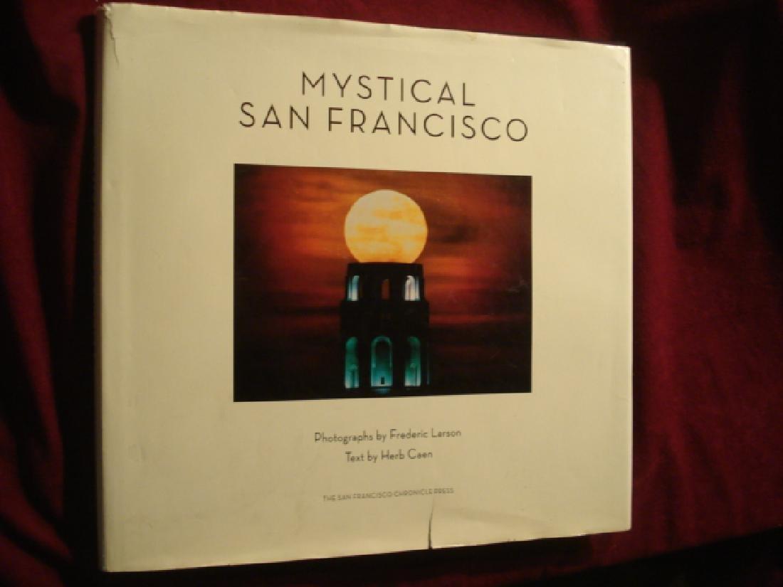 Mystical San Francisco. Caen, Herb.