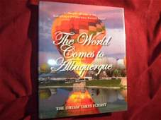 World Comes to Albuquerque Celebrating 40 Years