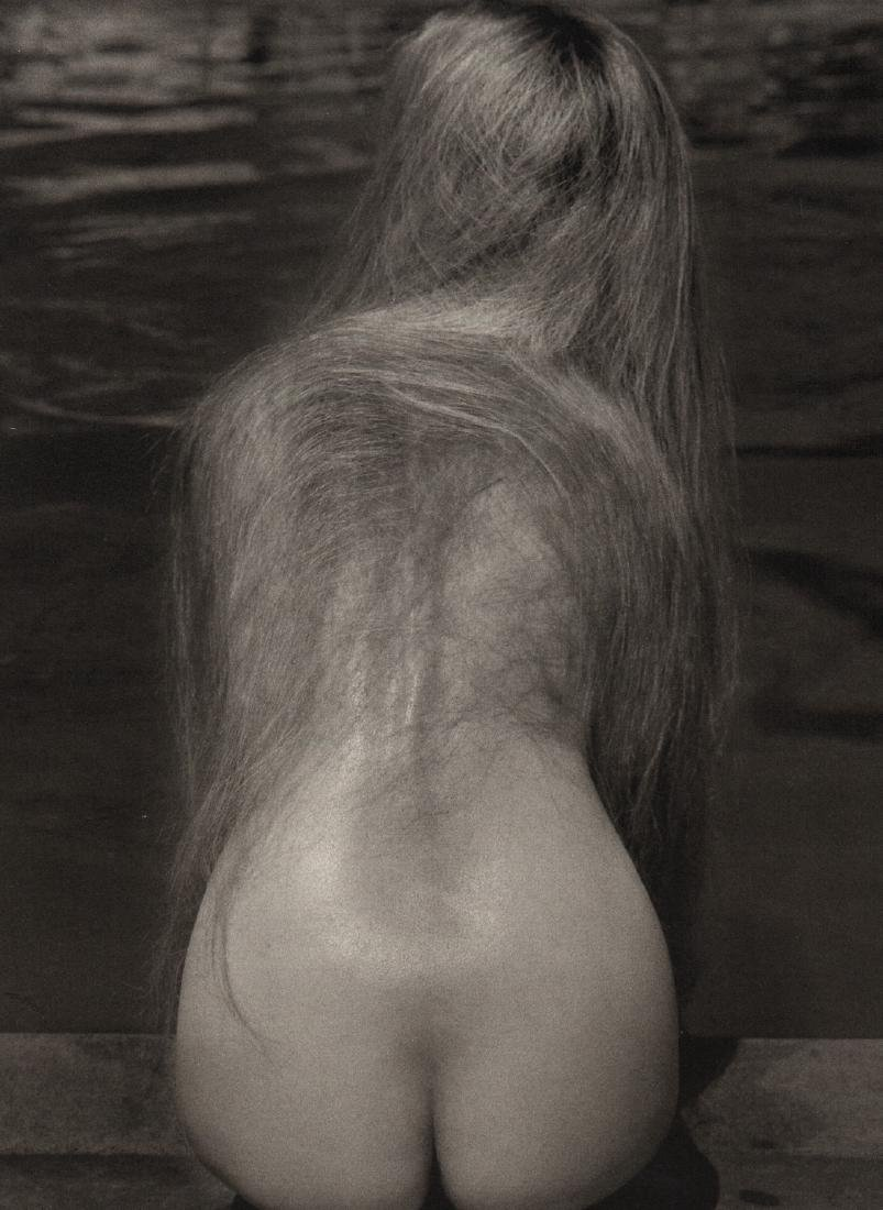 RUTH BERNHARD - At the Pool, 1951