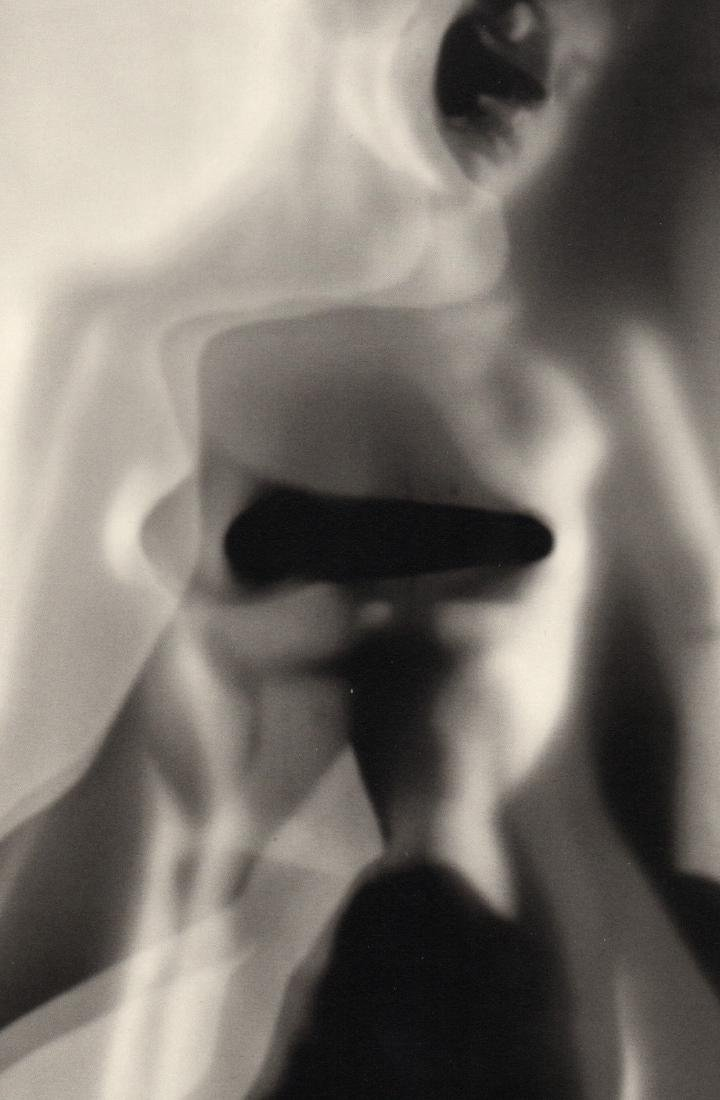 RUTH BERNHARD - Aura of Light, 1962