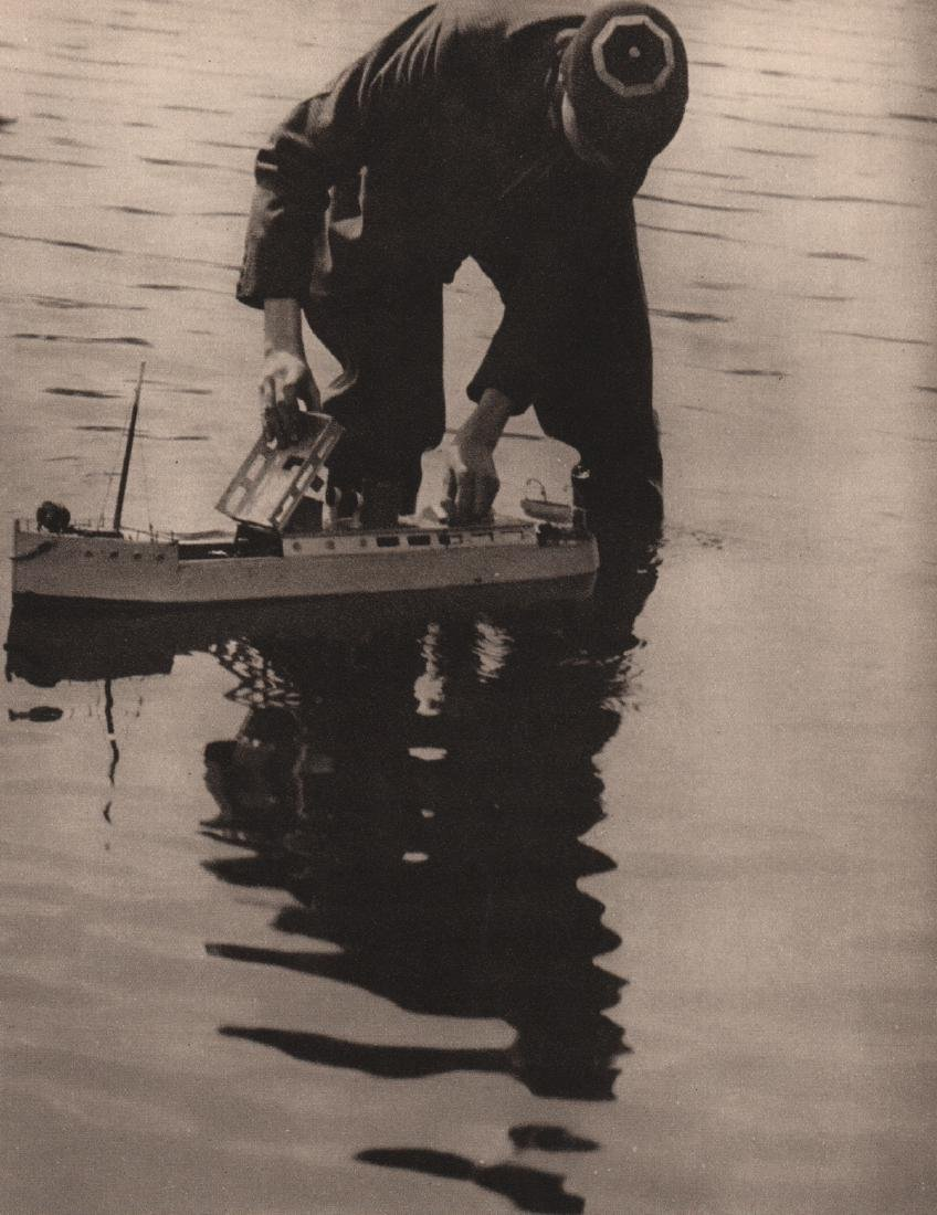 JOHN EVERARD - Boiler Trouble, The Round Pond