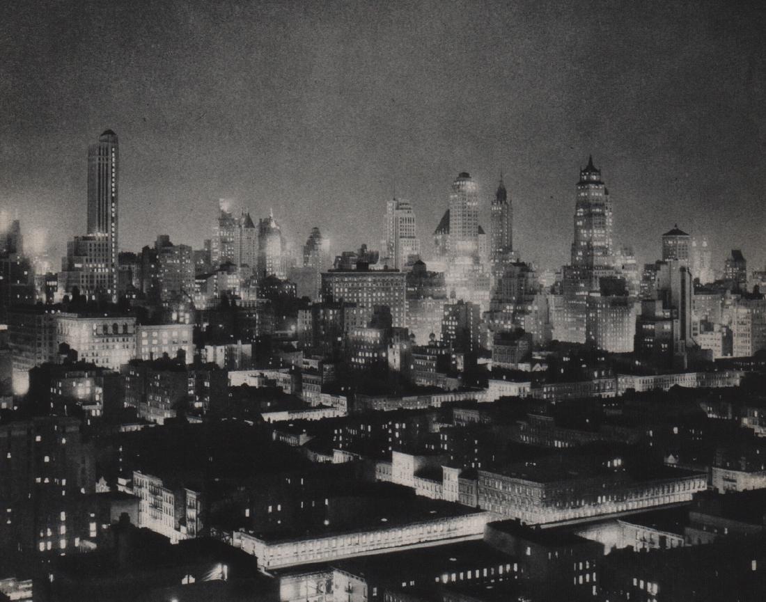 HELEN T. FARRELL - Nightscape