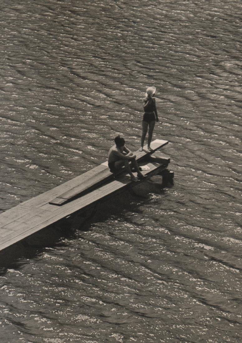 HEIN GORNY - Diving Board