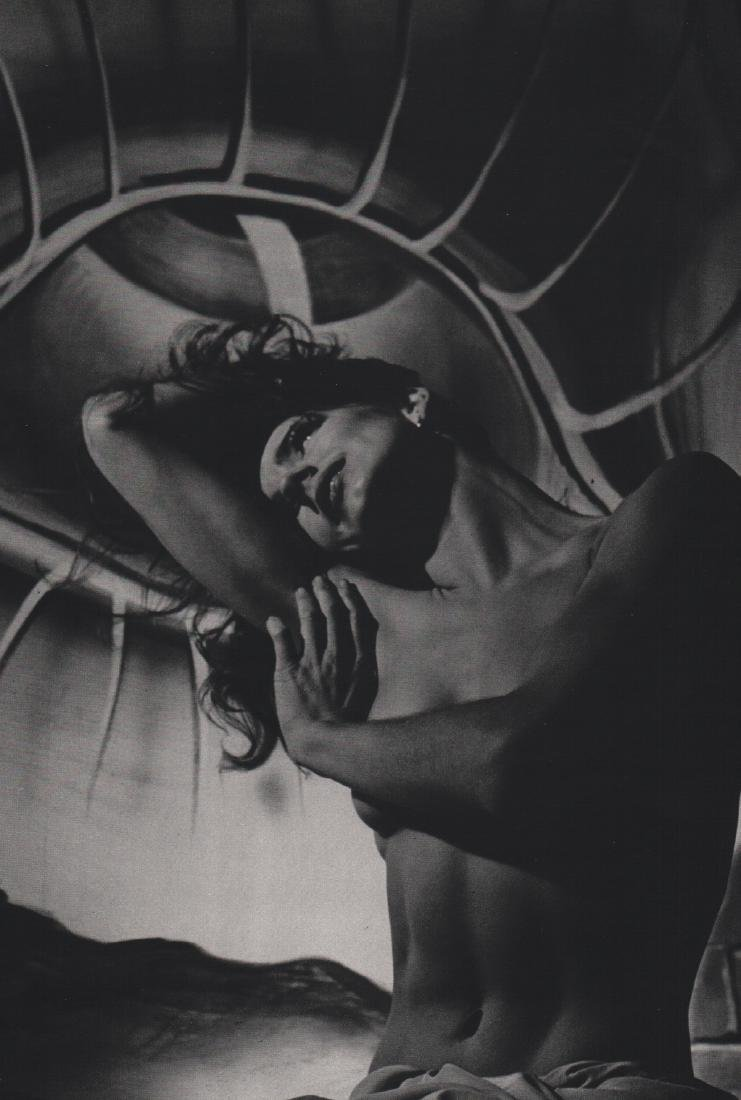 "PHILIPPE HALSMAN - ""The Mad Isolde"""