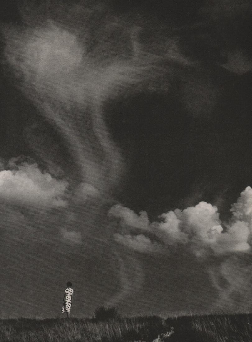 HEINZ HEIDERSBERGER - Partly Cloudy