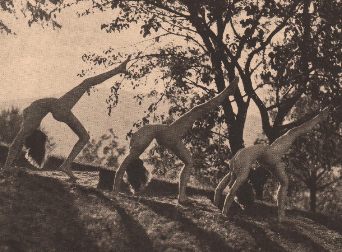PAUL JSENFELS- Nudes, Stuttgart Dance School